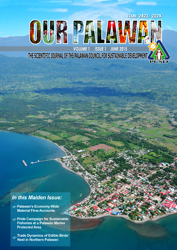</p><br /> <h4>Our Palawan Journal Launched on SEP Anniversary</h4><br /> <p>19 June 2015<br /><br /> Our Palawan Front Cover