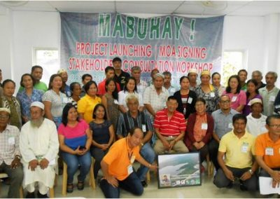 Japan's Php 50M Livelihood Assistance Sealed for Balabac, Palawan