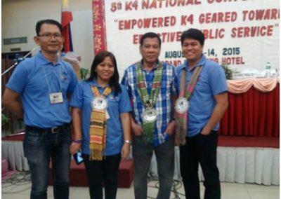 """PCSDS Joins """"Kalipunan ng mga Kawani sa Kagawaran ng Kapaligiran"""""""