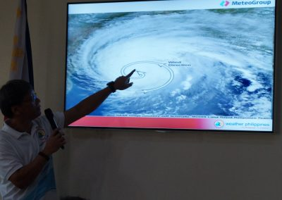 Weather & Tropical Cyclone 101 Training Conducted  in Palawan