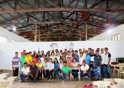 SEP IEC Caravan in Cuyo