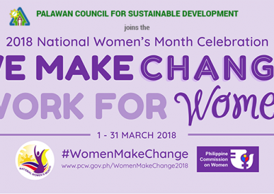 PCSD joins the 2018 National Women's Month Celebration