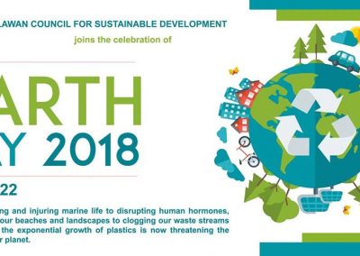 Earth Day 2018: End Plastic Pollution