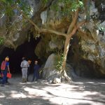 Assessment team enters the west mouth of Ille Cave