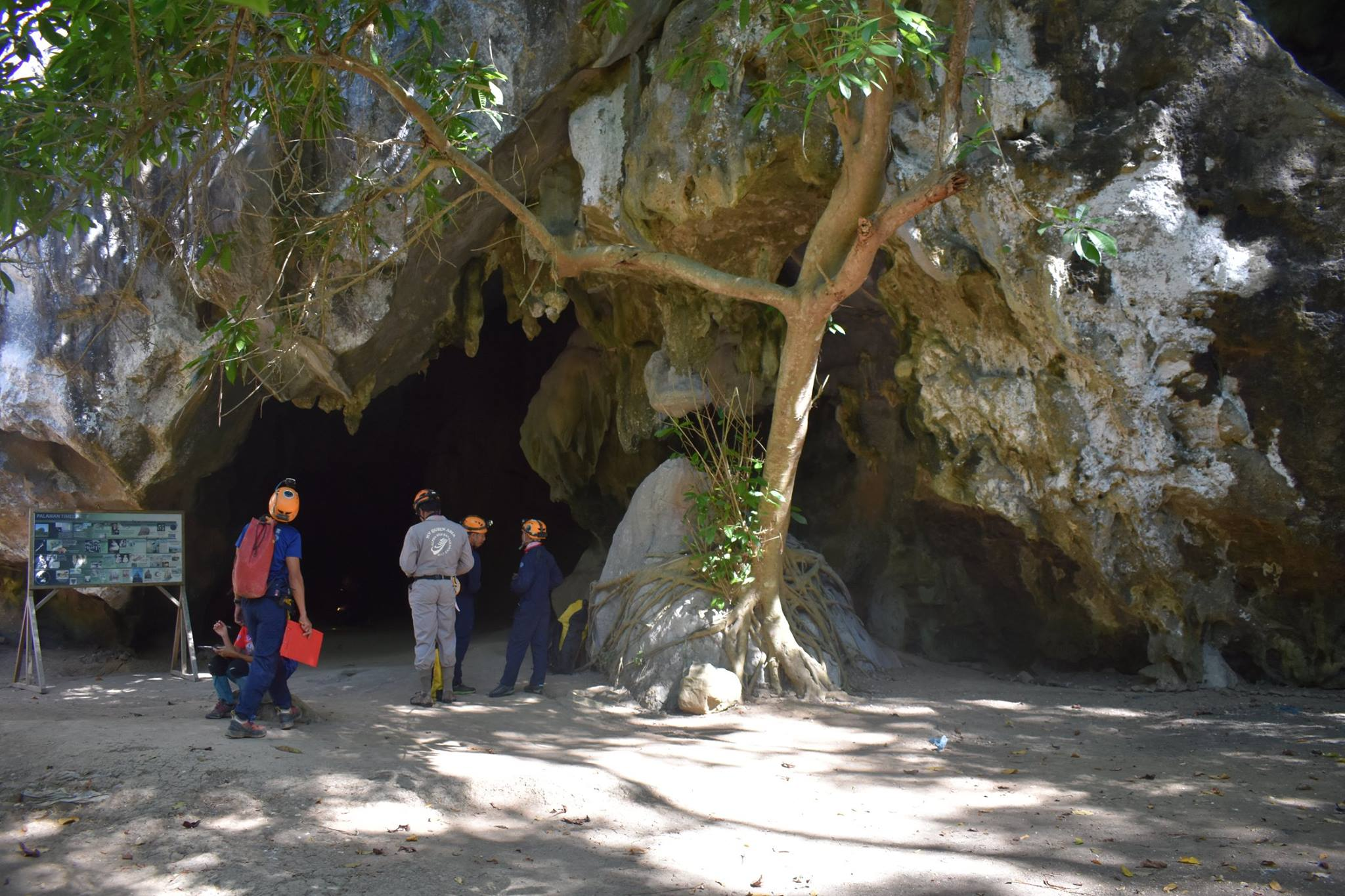 Assessment team recommends reclassification of Ille Cave