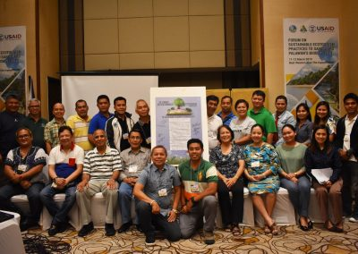 Tourism officers commit to Sustainable Ecotourism Practices