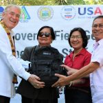 Usaid turn over in PCSD