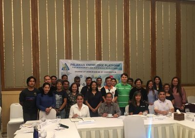 Palawan Knowledge Platform welcomes 3 new members