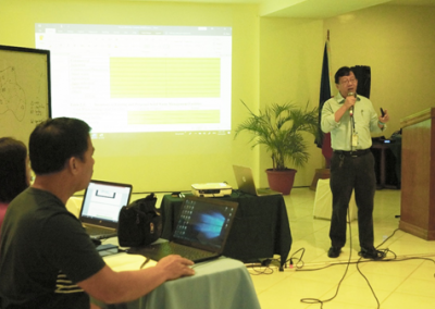 LGUs in Palawan use new SWMP template