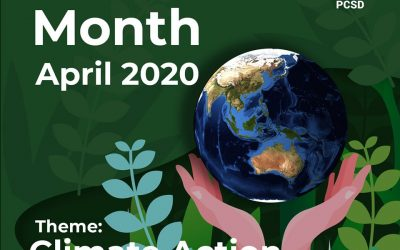 April is the month of planet Earth and this year marks 50 years since the first celebration in 1970