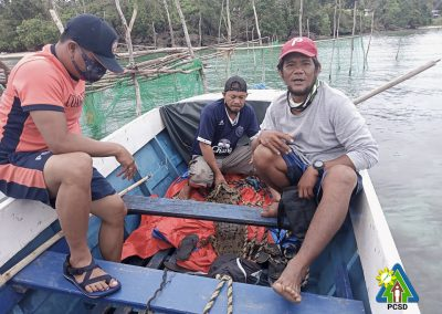 One Saltwater Crocodile Rescued and Turned Over to PCSDS