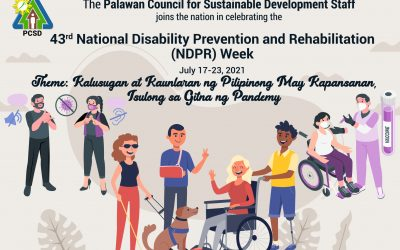 43rd National Disability Prevention and Rehabilitation (NDPR) Week
