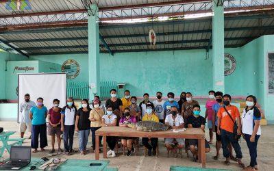 PCSDS DMD – North joins Marine Turtle Conservation Workshop